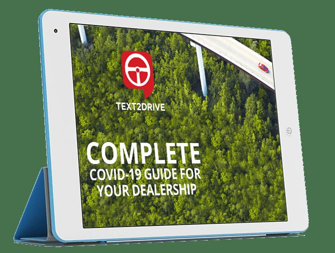 Guía COVID-19 para que los concesionarios tengan éxito