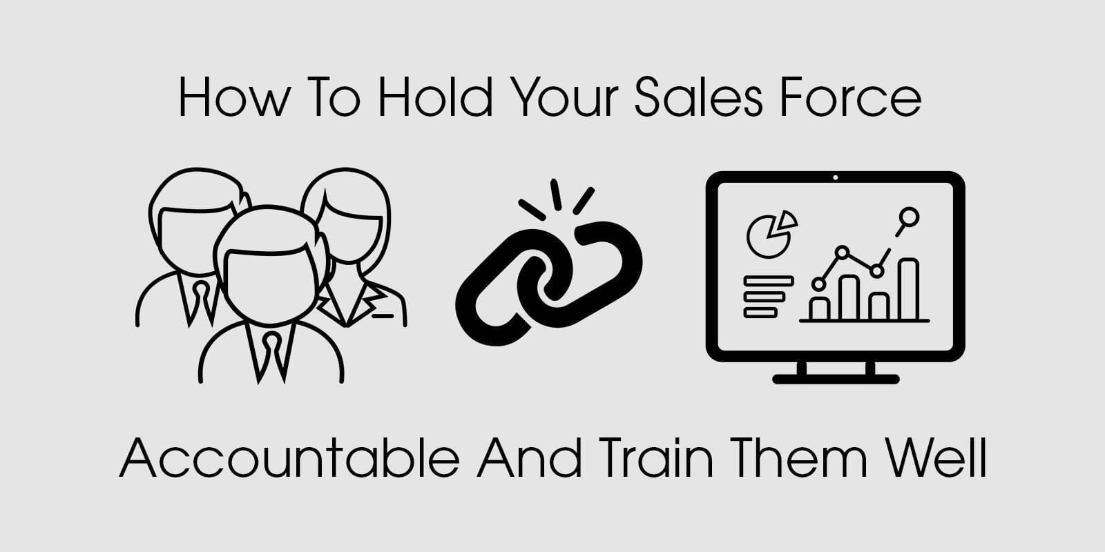 Haga responsable a la fuerza de ventas de su concesionario y capacítelos bien
