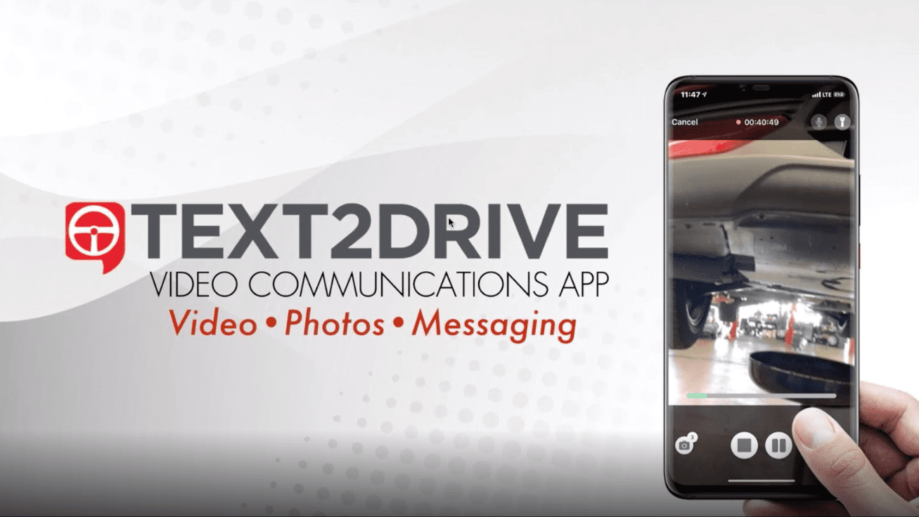 Key Takeaways From The TEXT2DRIVE Video Communications Webinar