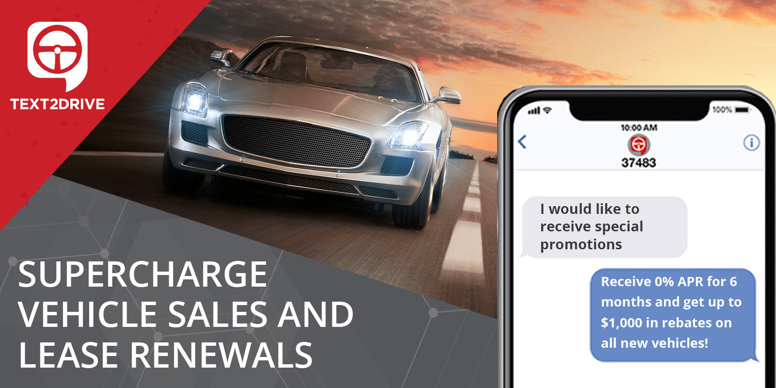 Supercharge Vehicle Sales And Lease Renewals