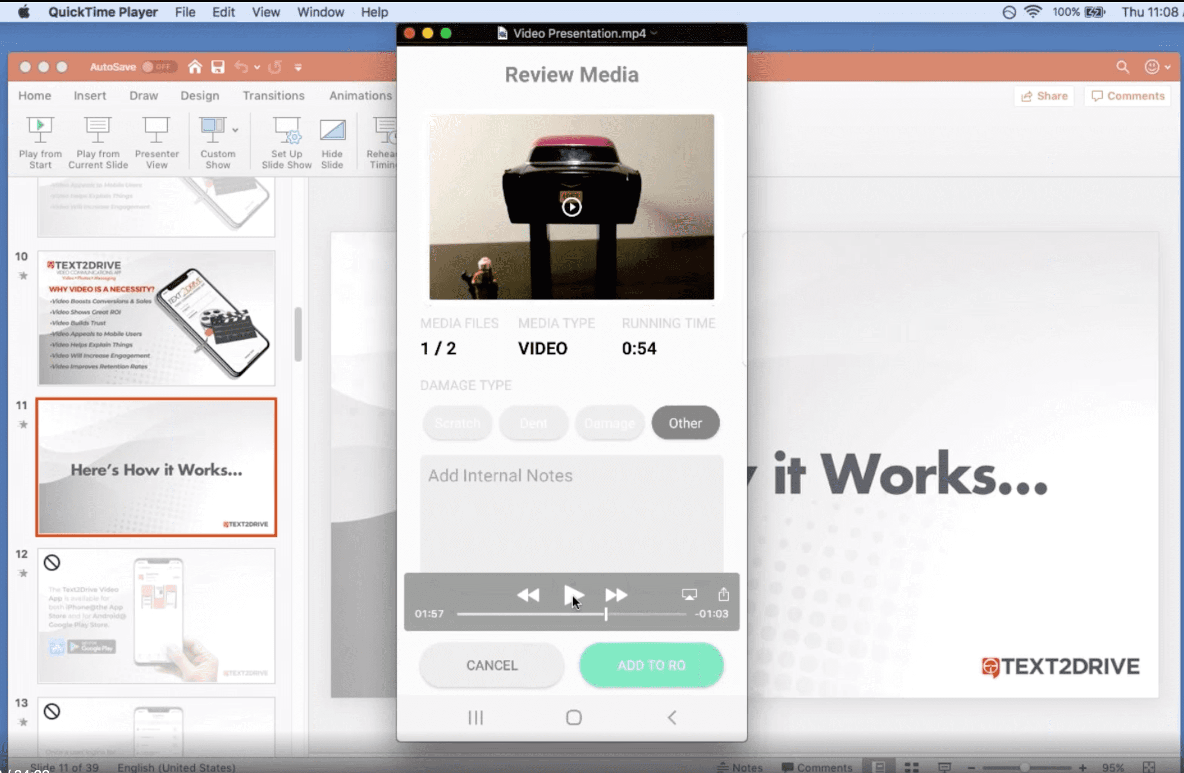 Video Webinar How The App Works & How To Review Media Library