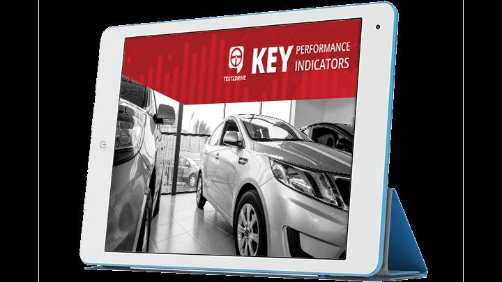 Ebook de estudio de caso de indicadores clave de rendimiento de TEXT2DRIVE