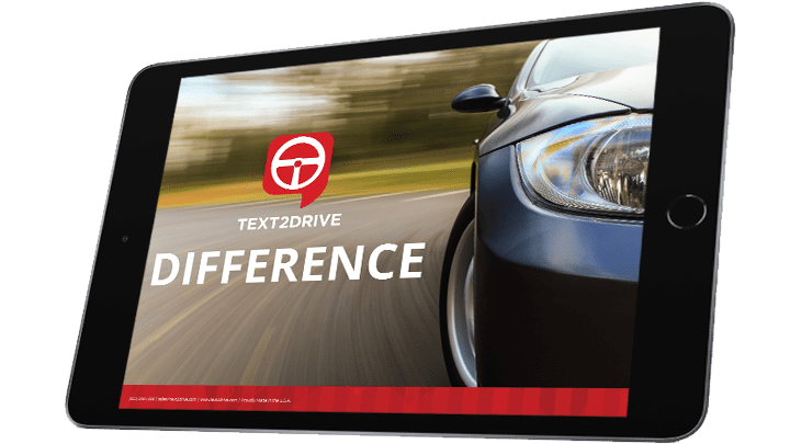 TEXT2DRIVE Difference eBook - Free Download