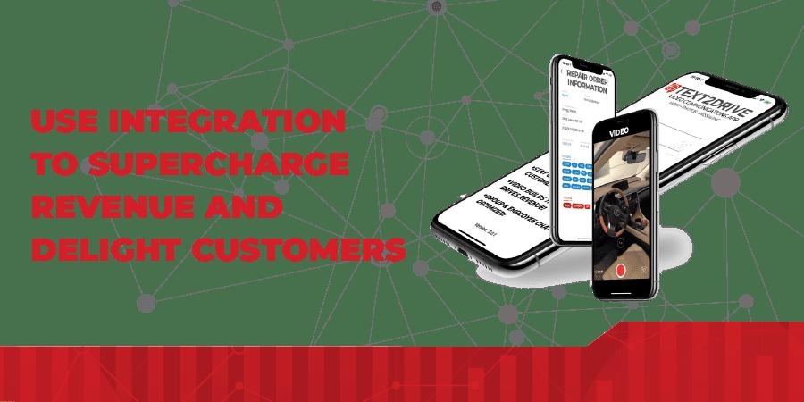 utilizar integración supercargar ingresos deleitar a los clientes